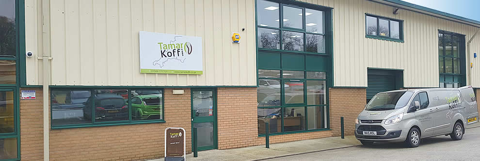 Tamar Koffi, Pipers Close, Pennygillam Industrial Estate, Launceston, Cornwall PL15 7PJ